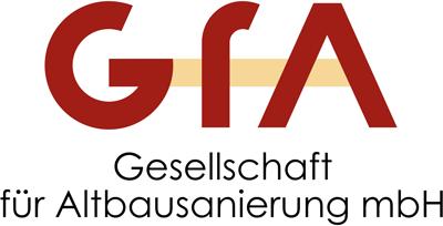 Logo Gesellschaft für Altbausanierung mbH