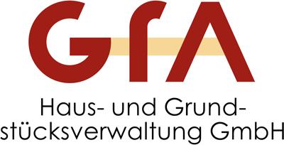 Logo GfA Haus- und Grundstücksverwaltung GmbH