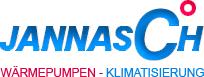 Logo Jannasch Wärmepumpen